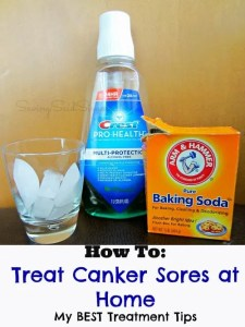 How to Treat Canker Sores at Home