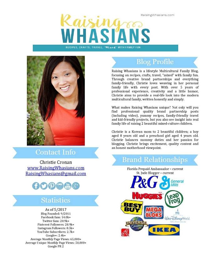 Raising Whasians media kit 5-17