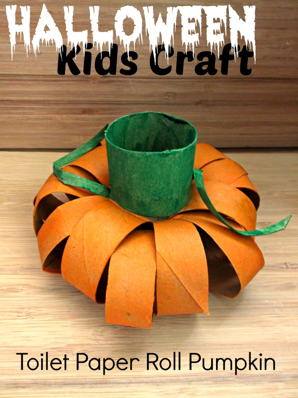 Fall Craft Ideas With Toilet Paper Rolls