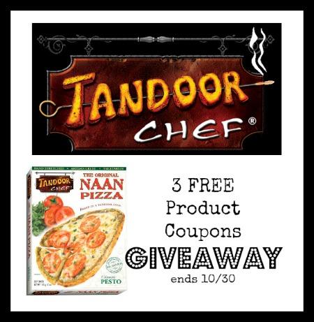 Tandoor chef giveaway