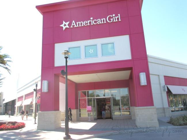 American girl Orlando
