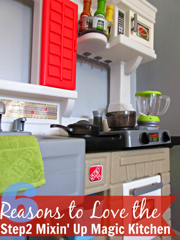 Step2 mixin up magic kitchen review