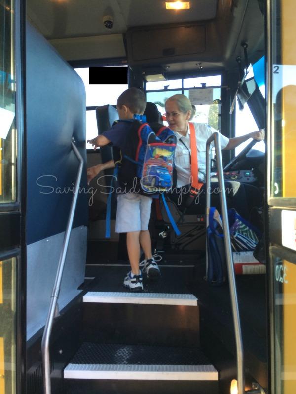 School bus nightmare
