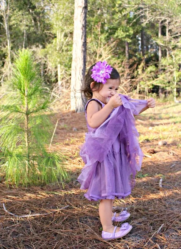 2 year old dress photo shoot
