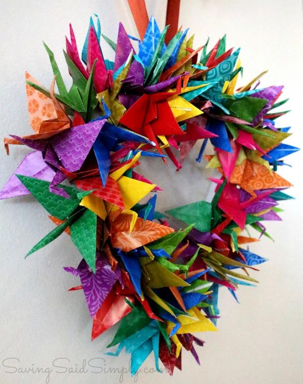Origami craft