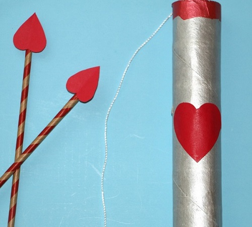 Bow and arrow craft