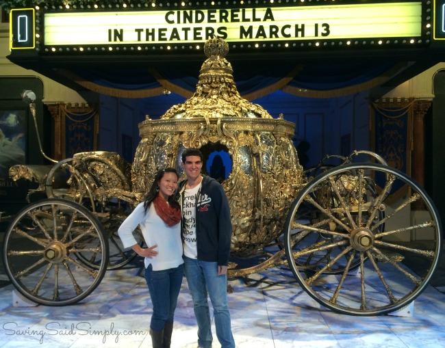 Disney Cinderella blogger trip