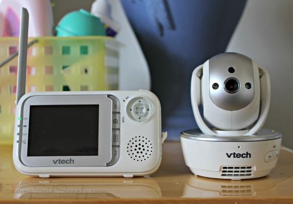 Vtech safe sound monitor review