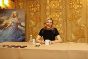 Cate Blanchett Cinderella Interview | A Wicked Stepmother Is #CinderellaEvent
