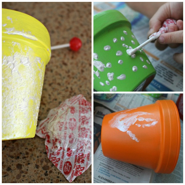 Lollipops craft