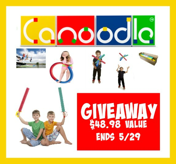 Canoodle toy giveaway
