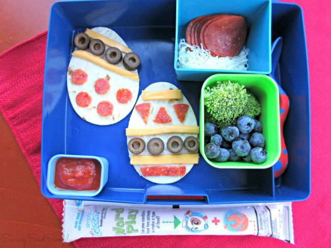 Easter bento lunchbox