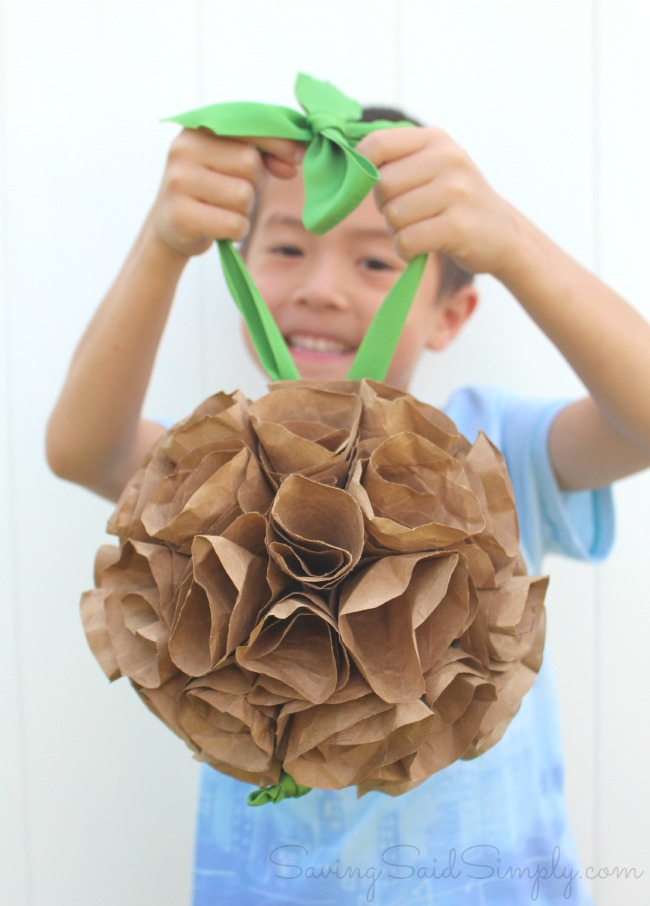Easy mothers day craft flowers