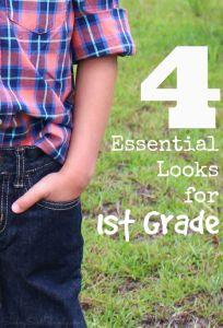 Back to School Fashion with OshKosh B'gosh | 4 Looks for 1st Grade