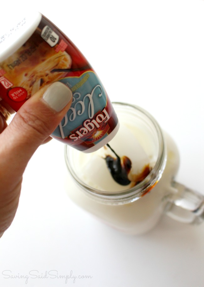 Folgers iced cafe review