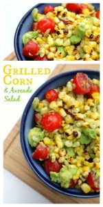 Grilled corn salad recipe pinterest