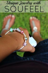 Unique Jewelry with SOUFEEL Charm Bracelet Review + Giveaway