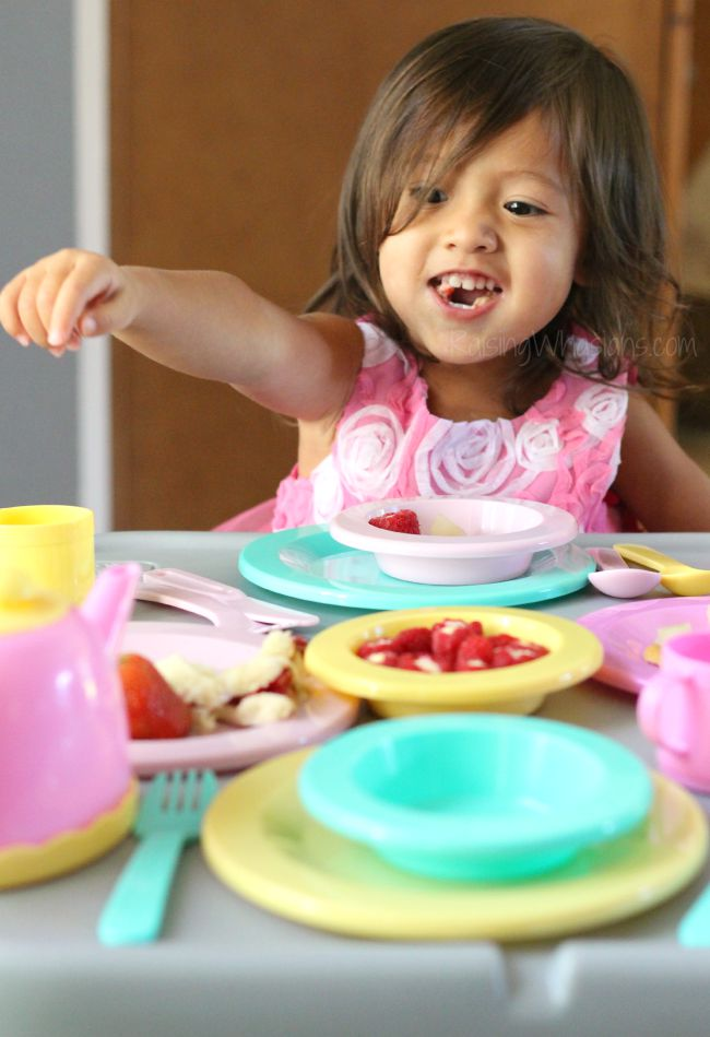 Girl tea party ideas