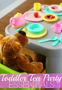 Toddler Tea Party   Step2 Mighty My Size Table & Chairs Review