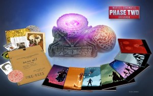Marvel Cinematic Universe Phase II Blu-Ray Collector Set Arrives December 2015