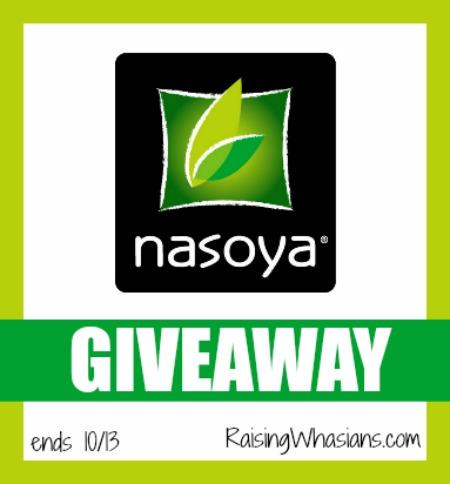 Nasoya giveaway