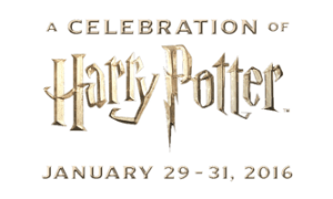 2016 Celebration of Harry Potter Details Released