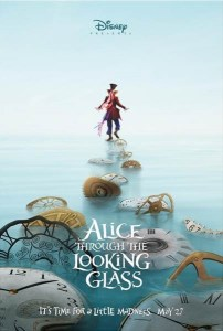 Disney Alice Through the Looking Glass Teaser Trailer #DisneyAlice