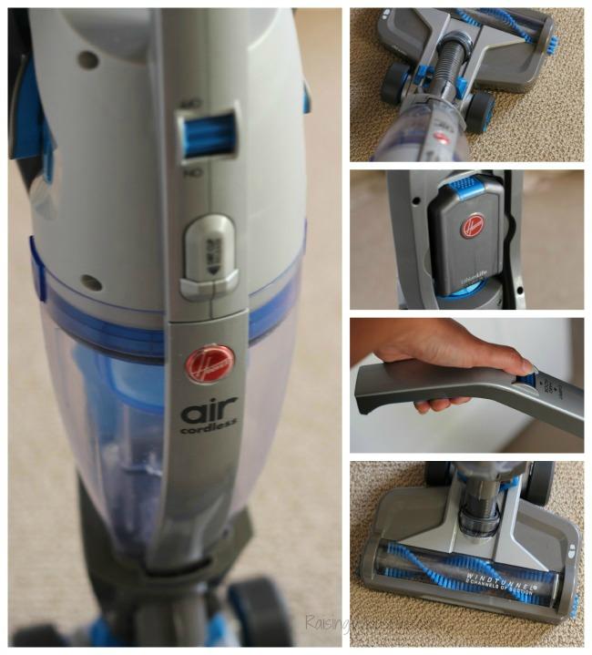 Hoover air cordless 2 in 1 vacuum