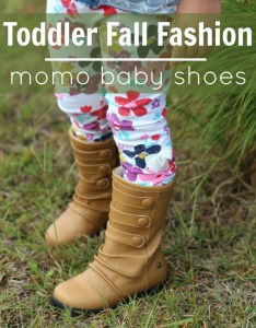 Stylish Boots for Toddlers | Momo Baby Shoes Giveaway