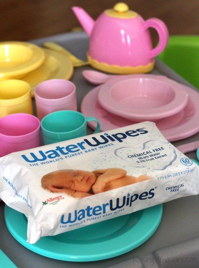 Waterwipes review for toddlers