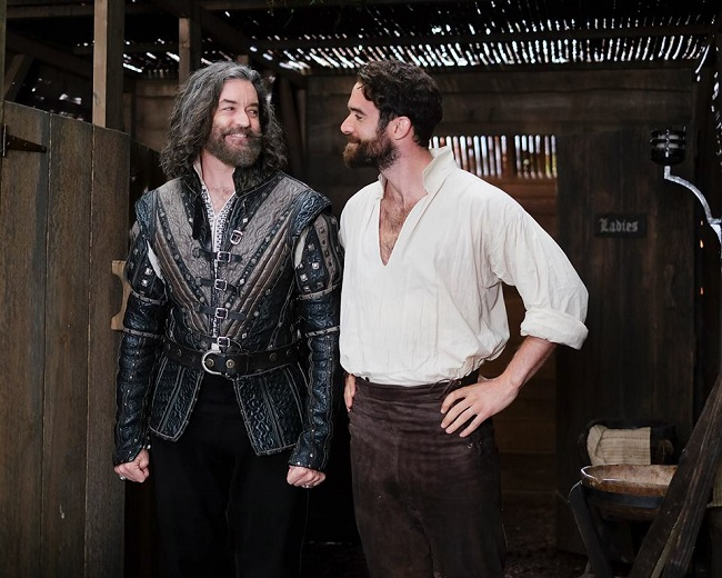 Exclusive Galavant interview season two