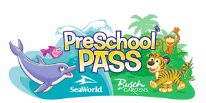 SeaWorld 2016 Preschool Pass | FREE Kids Admission All Year