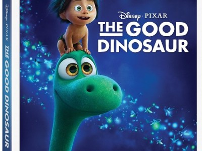 Good dinosaur on blu-ray