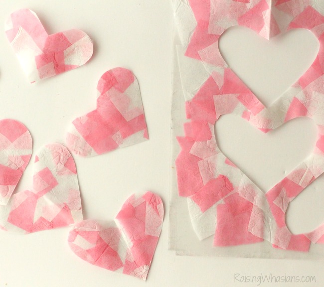 Easy valentines day craft toddler
