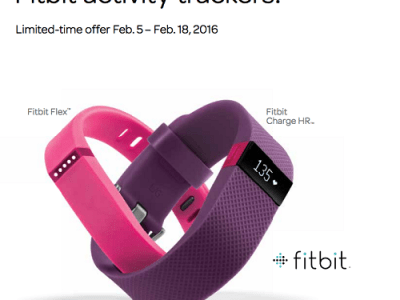 Fitbit charge giveaway valentines day