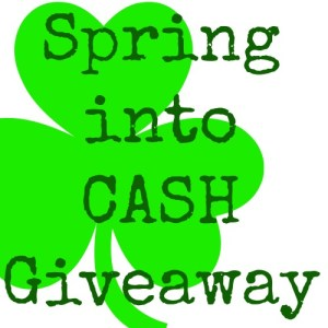 Spring Into CASH PayPal Giveaway