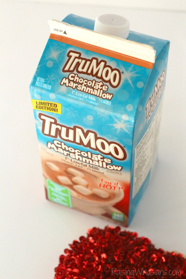 TruMoo chocolate marshmallow when to buy Enjoy a perfect date night in with this Easy Strawberry Whipped Cream + Valentine's Day Hot Cocoa Recipe. Easy hot chocolate recipe! #DrinkRecipe #Recipe