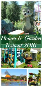 2016 Epcot Flower and Garden Festival | Why It's The Best Yet