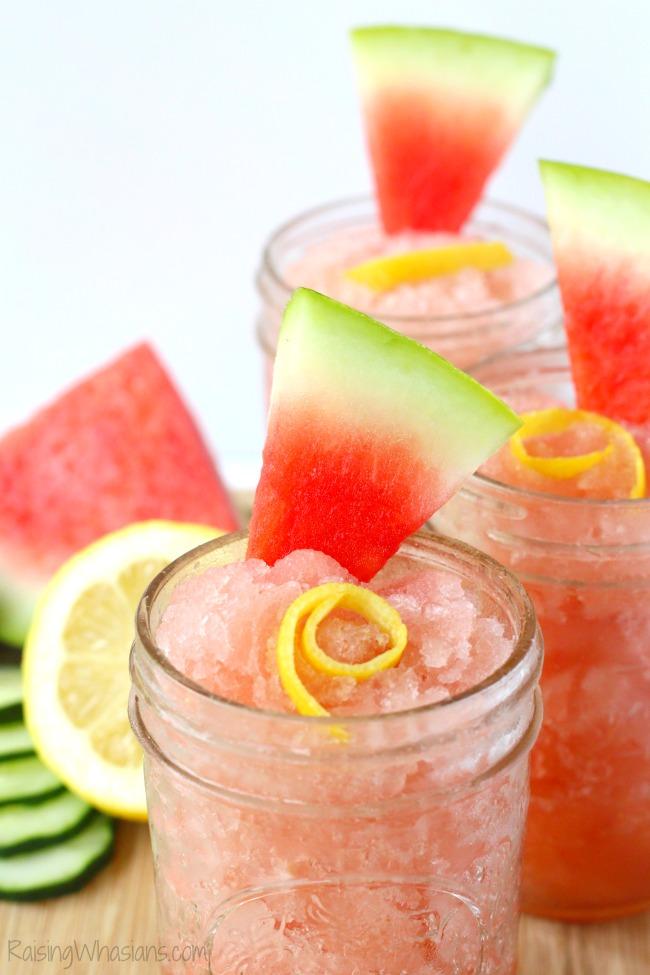 Disney watermelon slush recipe