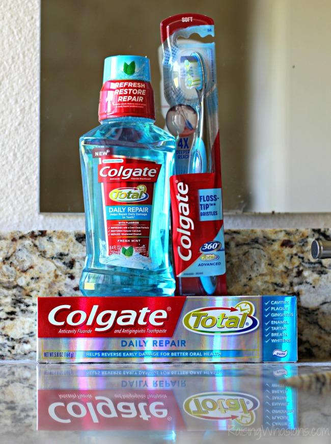 Colgate total daily repair coupon
