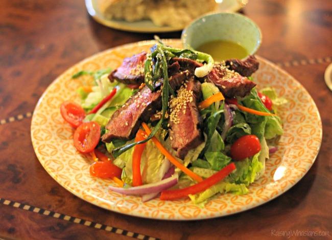 jungle skipper canteen salad