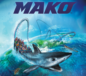 SeaWorld Orlando Mako Ride Opening Date + Fun Facts