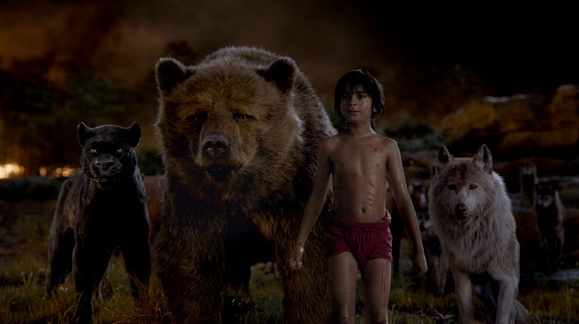 The jungle book movie review for parents