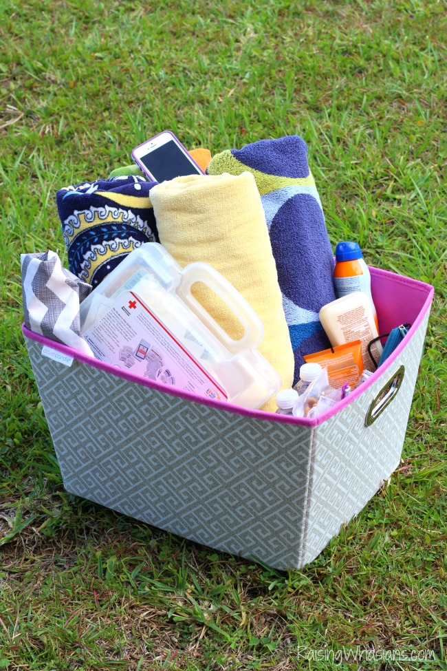 Summer kit for families