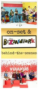 Behind-the-Scenes of Bizaardvark, Disney Channel's New Show #BizaardvarkEvent