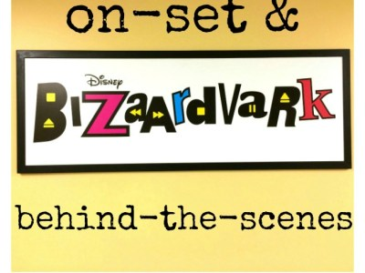 Behind the scenes of Bizaardvark