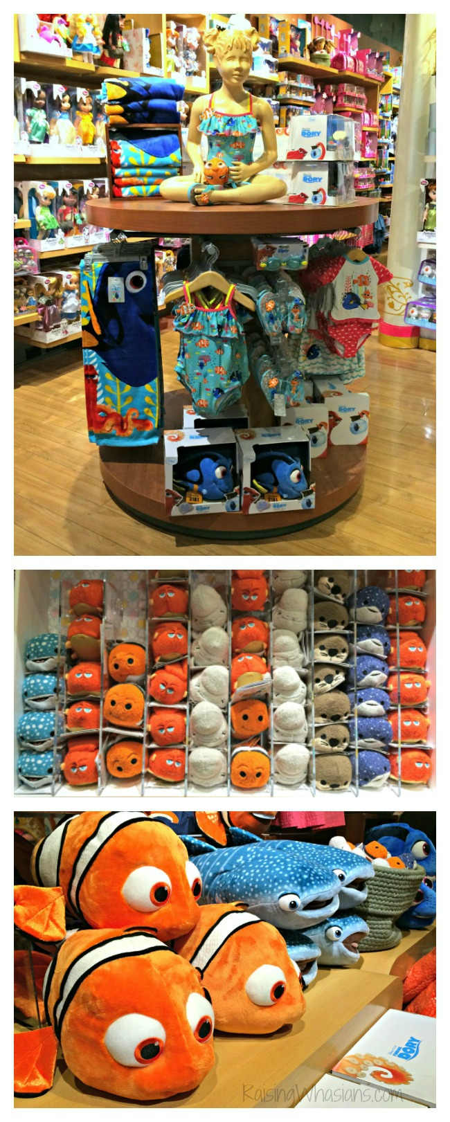 Disney store finding Dory