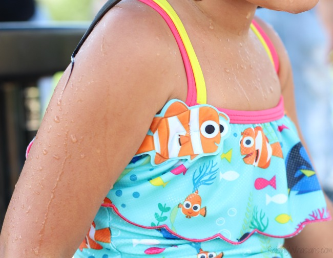 Finding Dory fashion