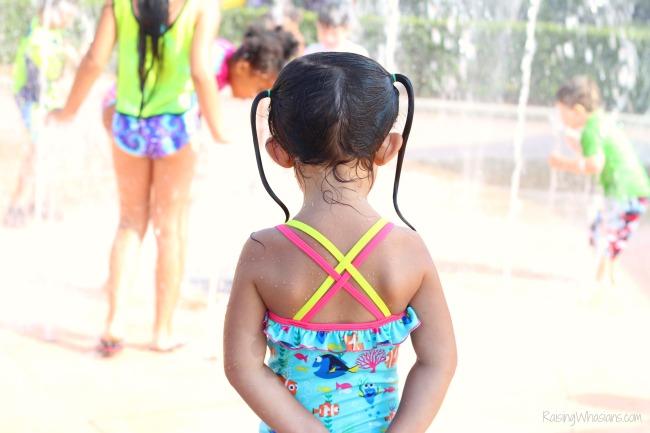 Finding Dory swim for girls