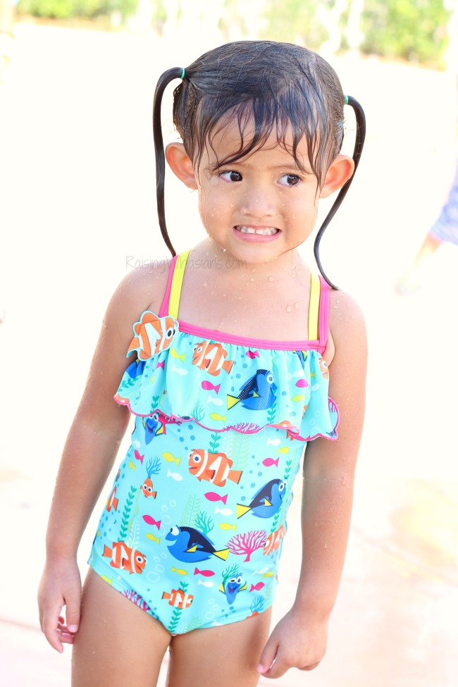 Finding Dory swimsuit for toddlers